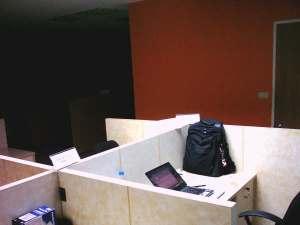 3three assigned desks
