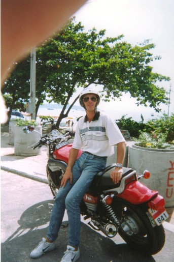 Biking_in_Pattaya, 1999