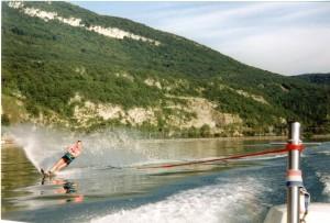 MB ski - été 1995