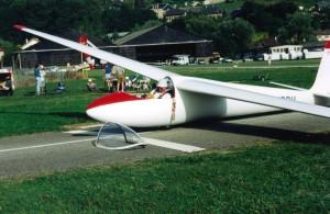 préparatifs K6 - été 1993