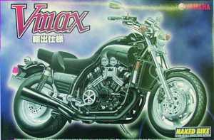 [X] Aoshima 1-12 BlackMax model kit