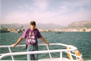 10-2004 Cassis - excursion calanques24