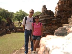 19-Ayutthaya - wat Phra Ram