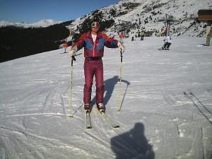1er jour de ski 3-2-2007