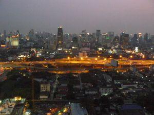 6-Bangkok at dusk
