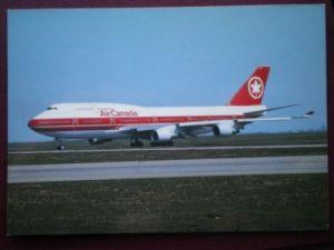 747-400 Air Canada