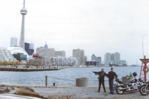 Canada 1992 - Toronto CN Tower & Skydome