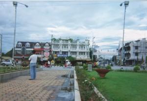 Chiang Rai - centre - 1999