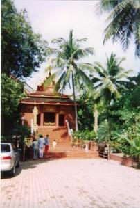 Chiang Rai - wat Phra Keo - 1999