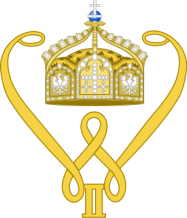 Imperial Monogram of Kaiser WilhelmII.svg