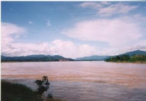 Maekong au Triangle d'Or - 1999