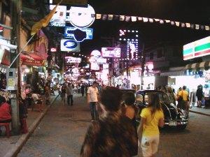 Pattaya Walking Street2
