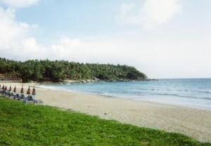 Phuket plage Kata 1999