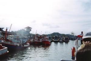 Phuket port principal 1999