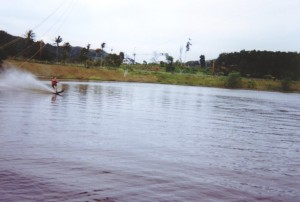 Phuket téléski Patong 1999
