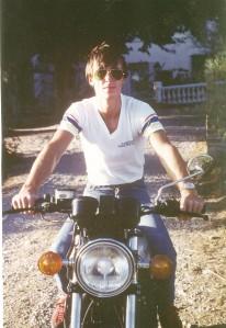 Pourrières - Yam XS750 - 1985