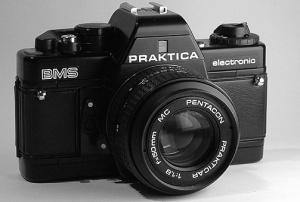 Praktica_BMS & zoom 35-70 mm (revendu 2005 avec sacoche Tanaka Firstline)