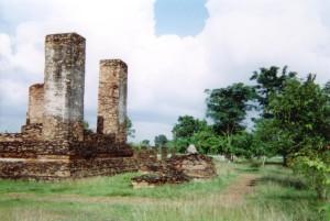 Sukhotai temple vers parc historique 1999
