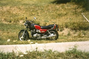 Suzuki GS1100G - Betton - 1986