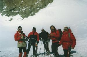 Vallée Blanche 1987 - photo JB