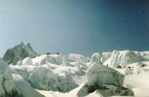Vallée Blanche - 1987